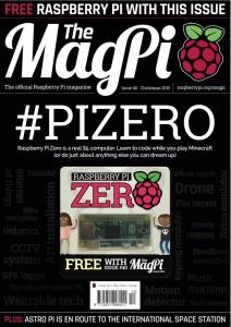 Raspberry Pi mag#40