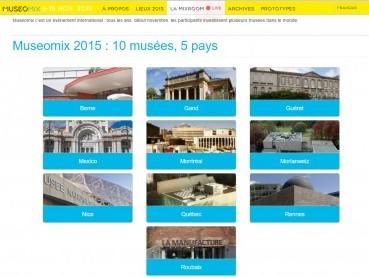 Museomix 2015