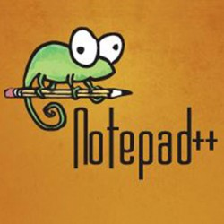 Capture-Notepad++