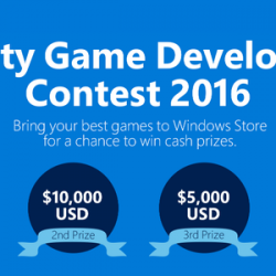 Unity Game Developer Contest 2016