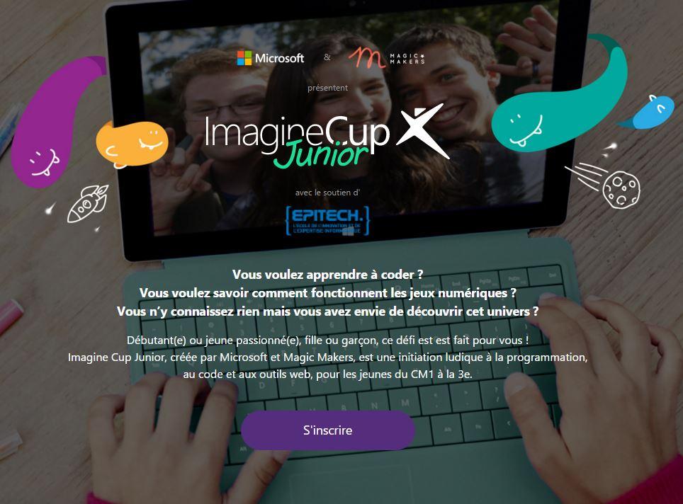 Capture Imagine Cup