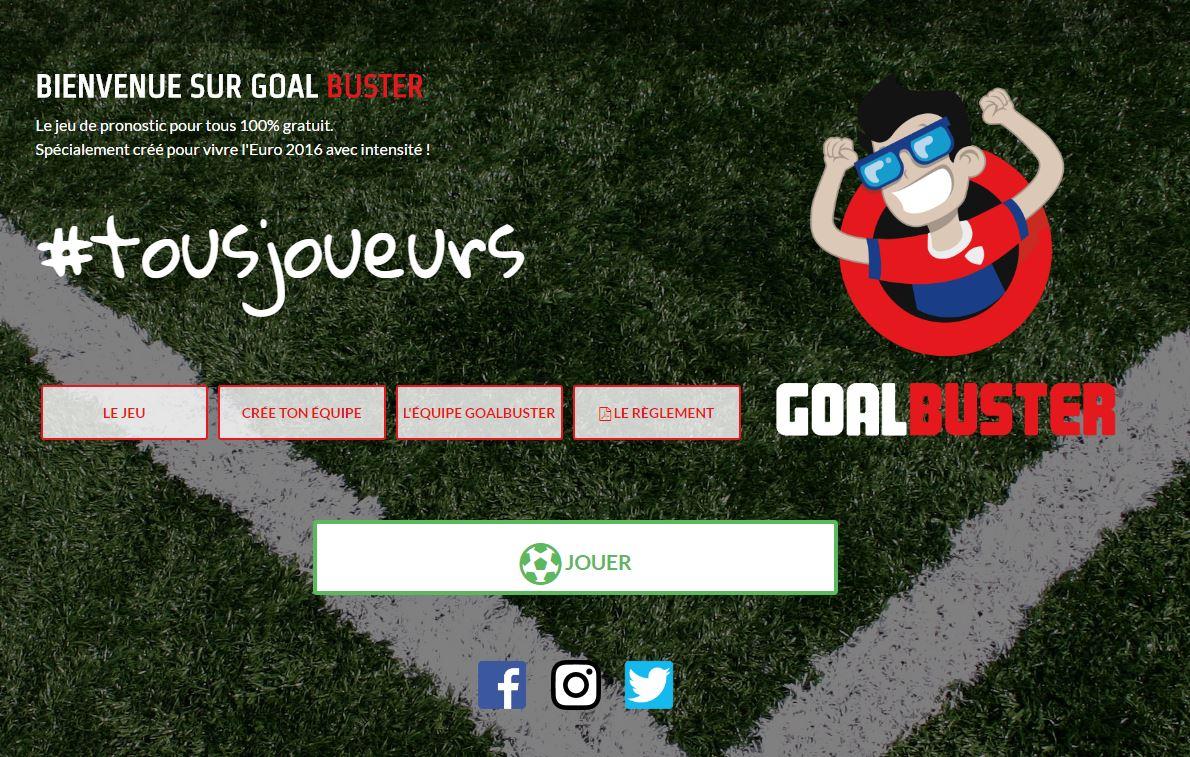 GoalBuster