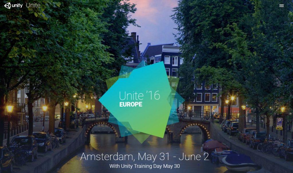 Unite Amsterdam 2016